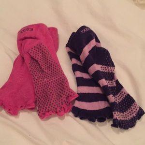 Toe Sox - Toe Socks for pilates/yoga